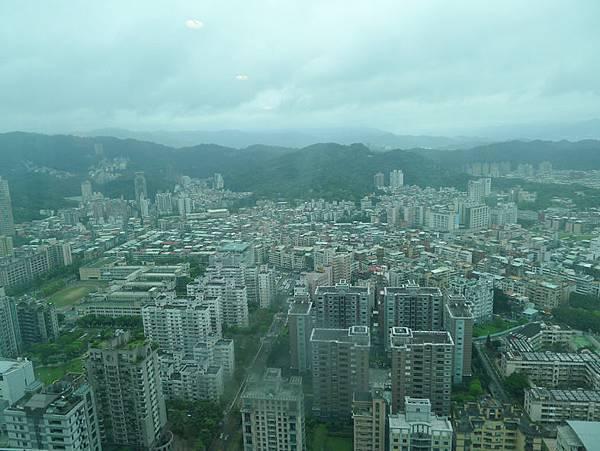 台北101-35F窗景3