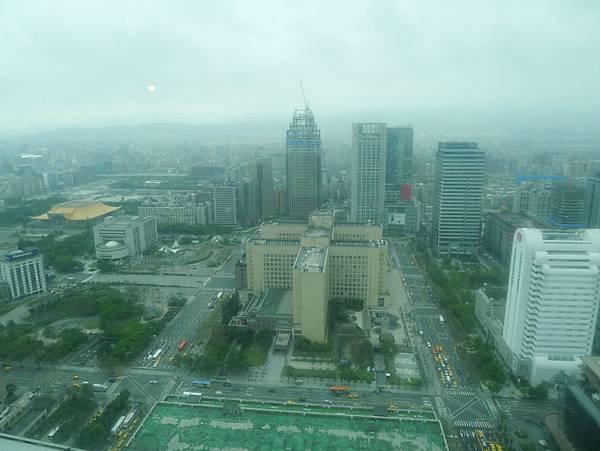 台北101-35F窗景5