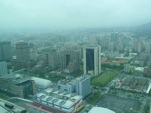 台北101-35F窗景6