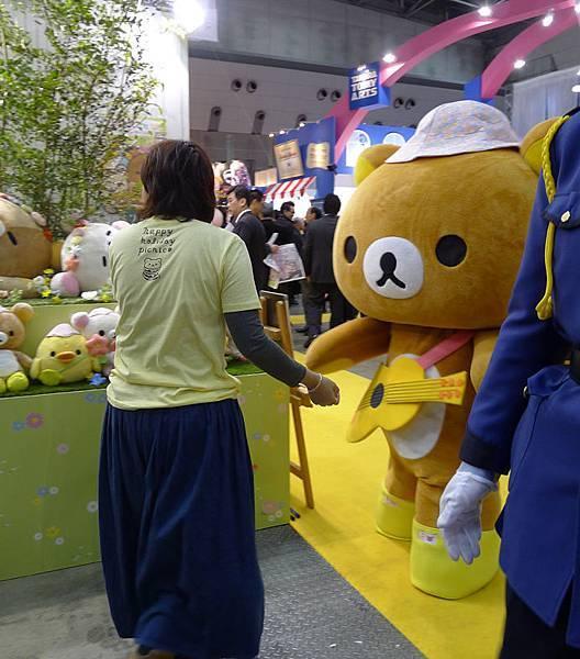 2012東京禮品展San-X1