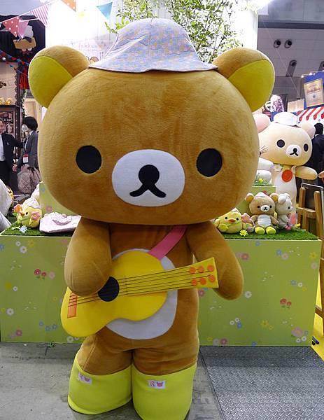 2012東京禮品展San-X2