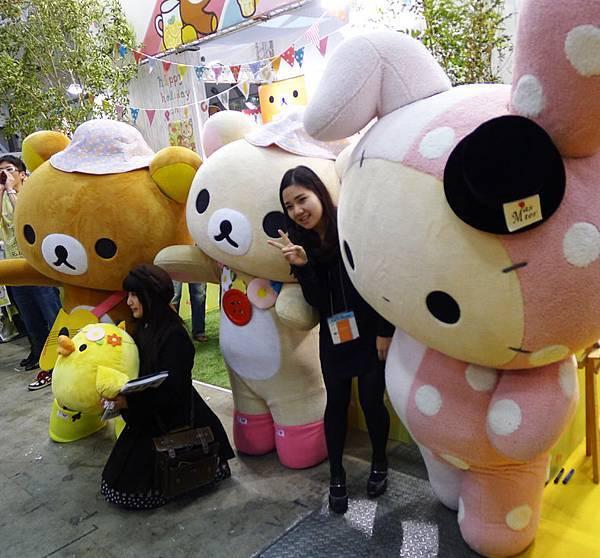 2012東京禮品展San-X4