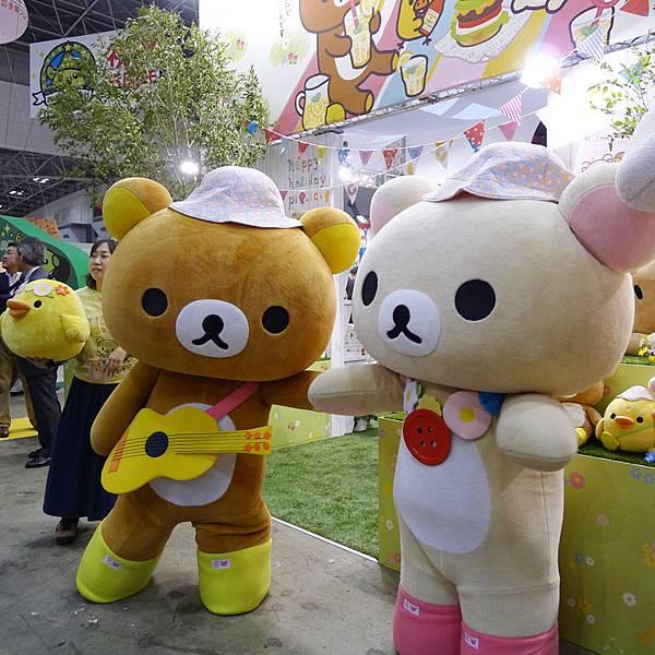 2012東京禮品展San-X5