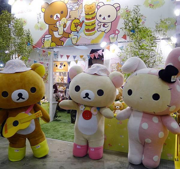 2012東京禮品展San-X6