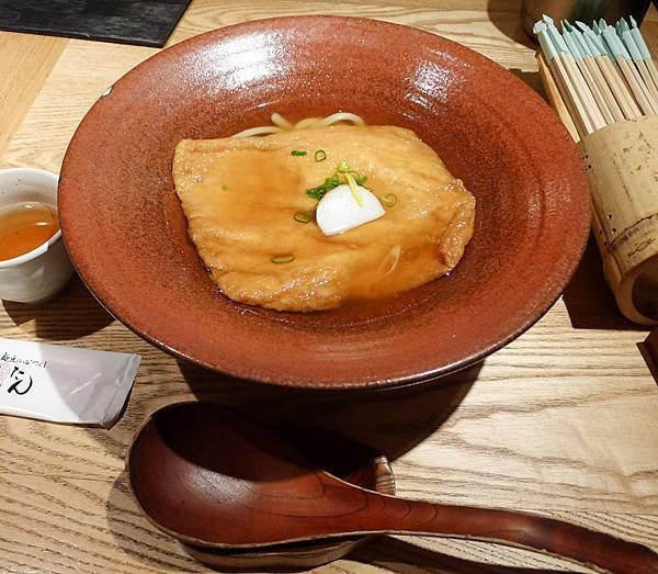 豆皮烏龍麵