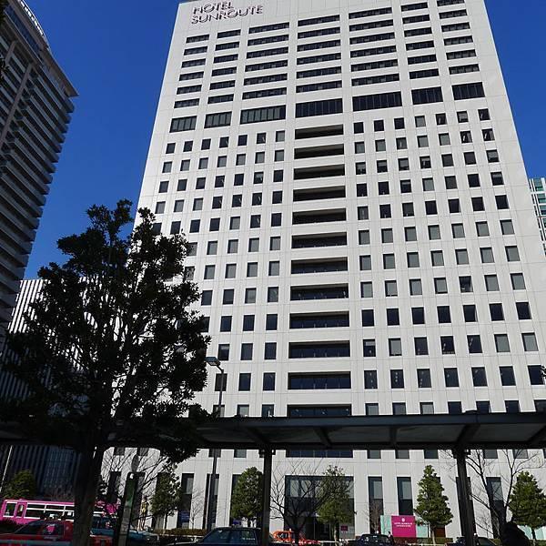 品川海濱太陽道飯店1