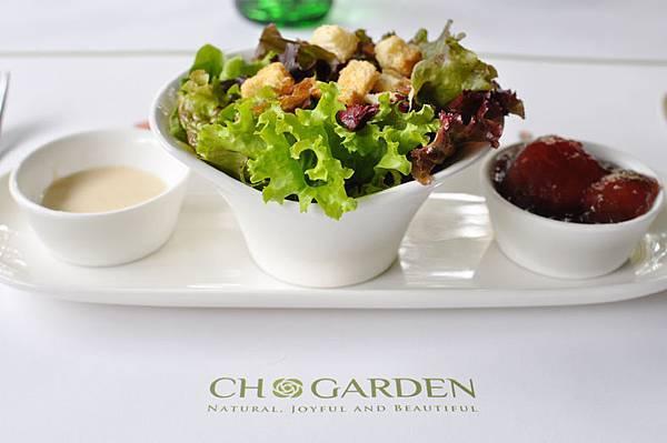 台中千樺花園餐點1