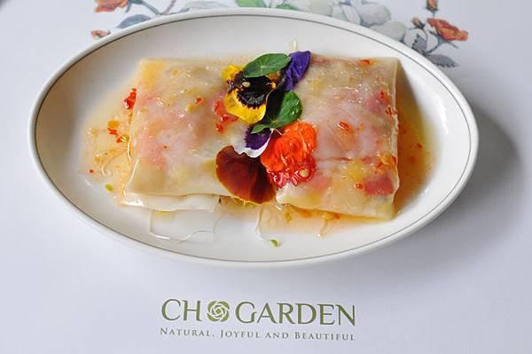 台中千樺花園餐點4