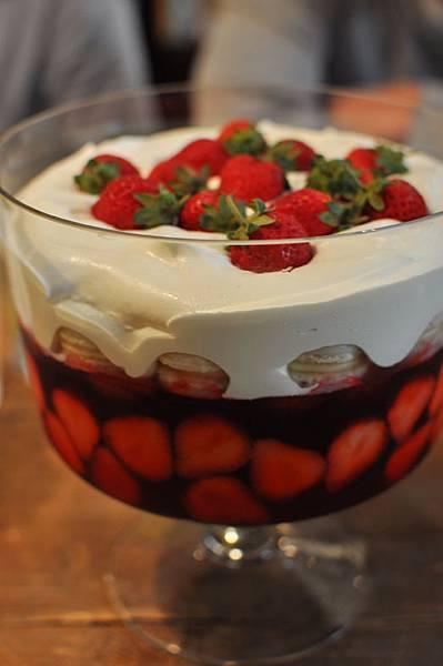 好樣本事-春之饗宴餐點(草莓果凍馬卡龍1)