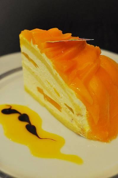 ARROW TREE 芒果鮮奶油蛋糕