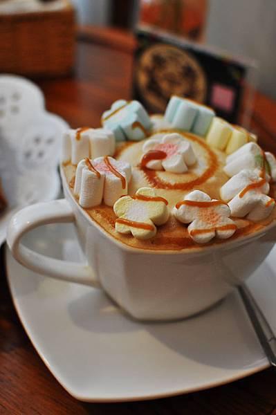 Hana Cafe-棉花糖拿鐵