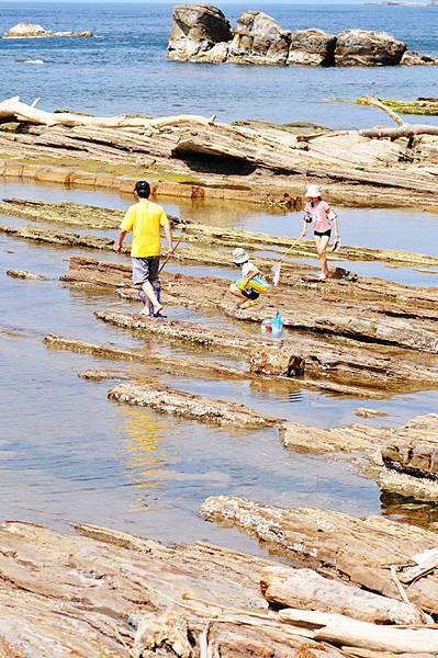 夏季海邊-玩耍1