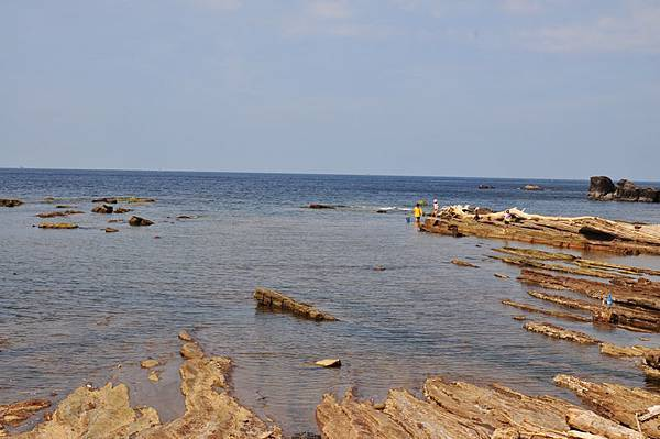 夏季海邊-玩耍2