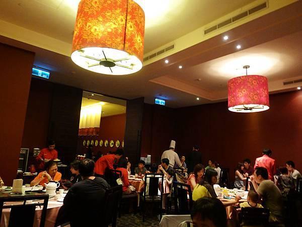 蘭城晶英酒店-紅樓餐廳2