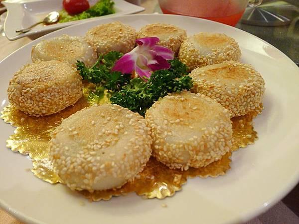 蘭城晶英酒店-紅樓餐廳料理2