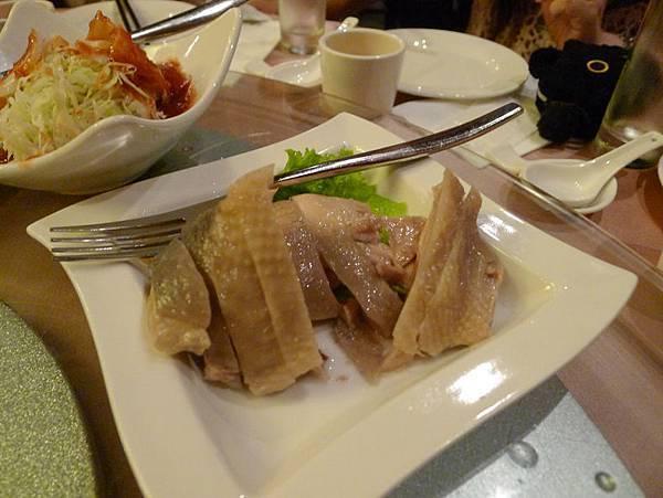 蘭城晶英酒店-紅樓餐廳料理6