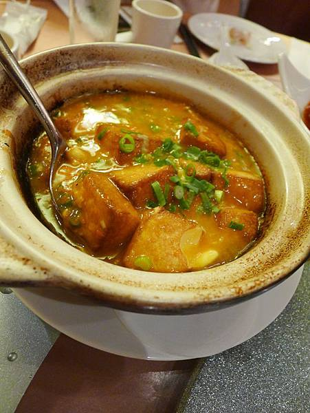 蘭城晶英酒店-紅樓餐廳料理7