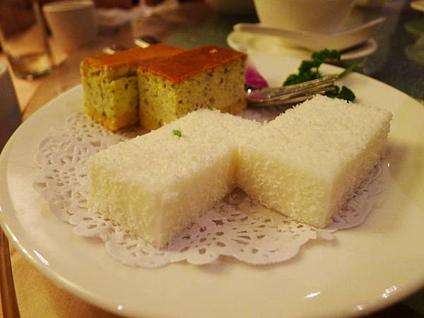 蘭城晶英酒店-紅樓餐廳甜點2