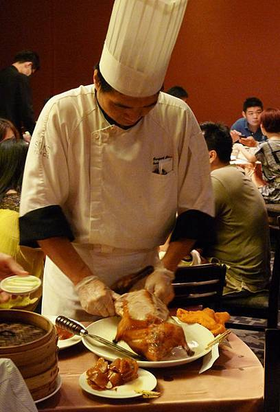 蘭城晶英酒店紅樓-櫻桃鴨料理9