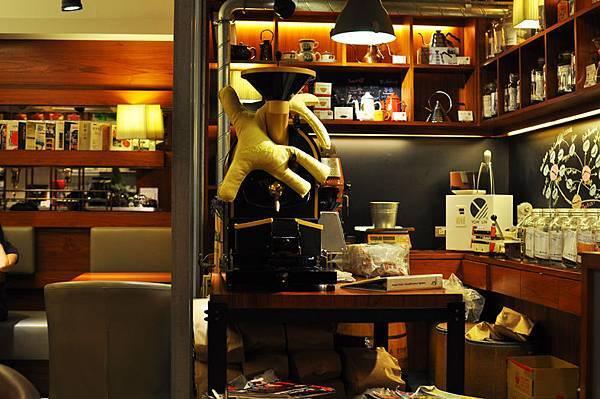 米朗琪咖啡館中山二店7