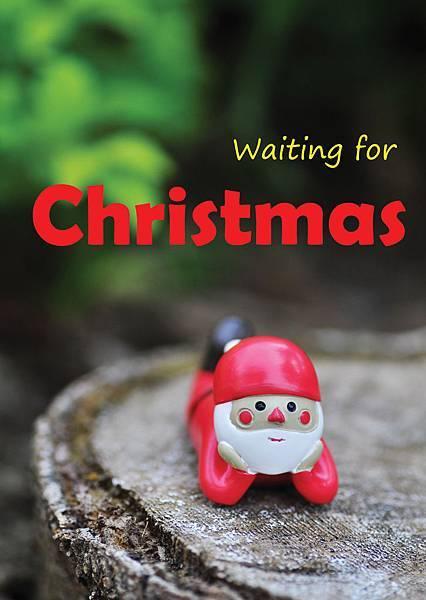 Christmas明信片