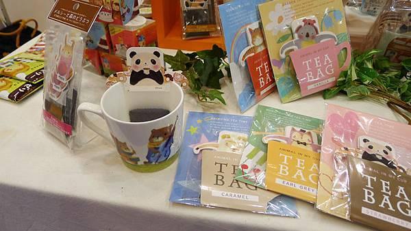 2013東京禮品展-TOWA紅茶1