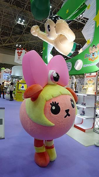 2013東京禮品展-眼球娃娃