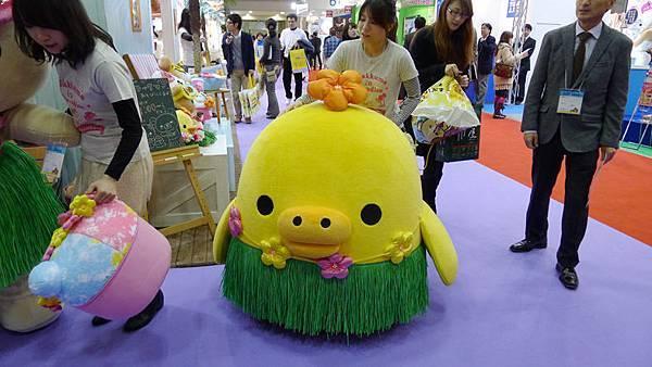 2013東京禮品展-懶熊2