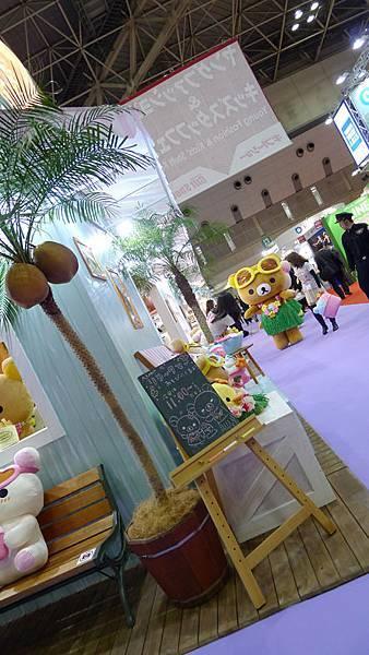 2013東京禮品展-懶熊3
