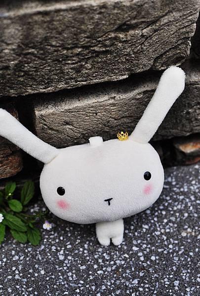 布蘿兔鑰匙圈1