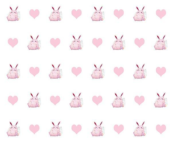 馬克杯兔子圖