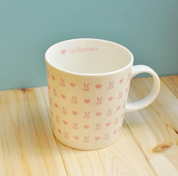 棉花糖兔馬克杯2