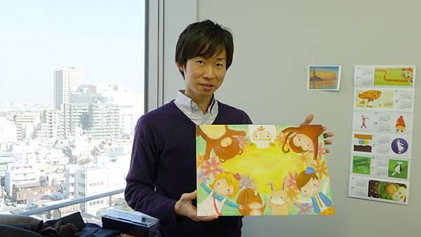 畫家塚本裕士