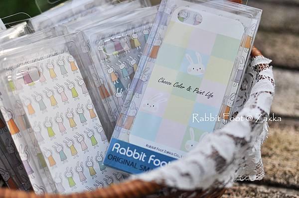 Habbi兔三款手機殼