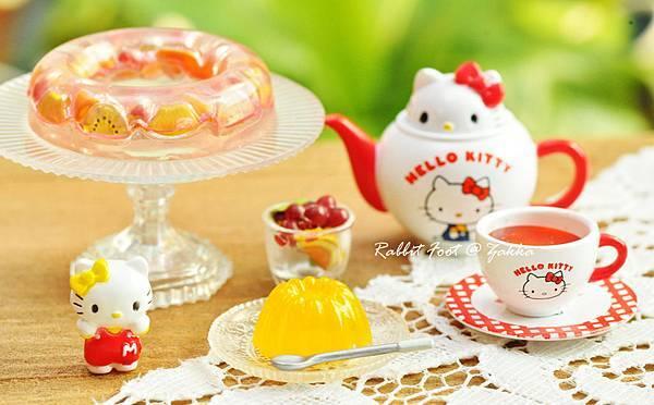 KITTY午茶