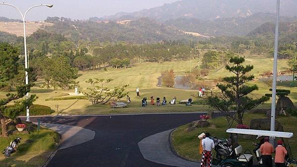 台中國際高爾夫球場