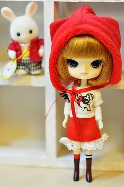 小紅帽Dal+