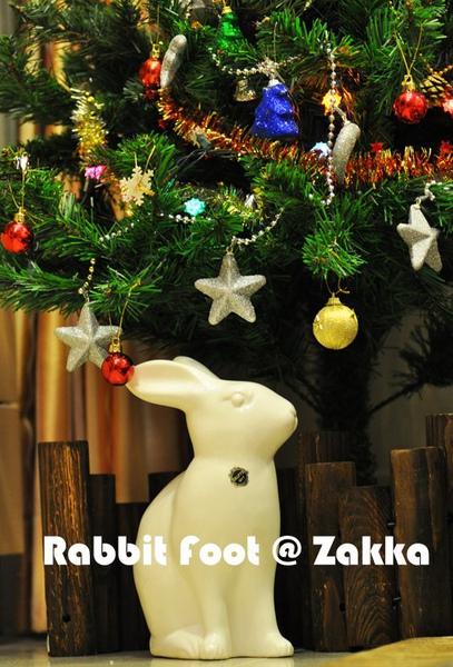 兔子VS聖誕樹