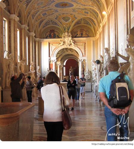 梵蒂岡博物館2