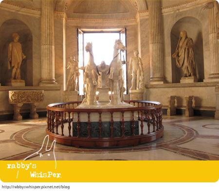 梵蒂岡博物館4