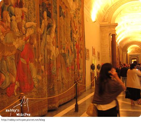 梵蒂岡博物館5