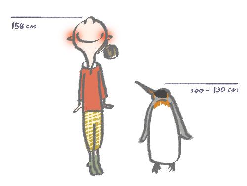 旭山動物園企鵝