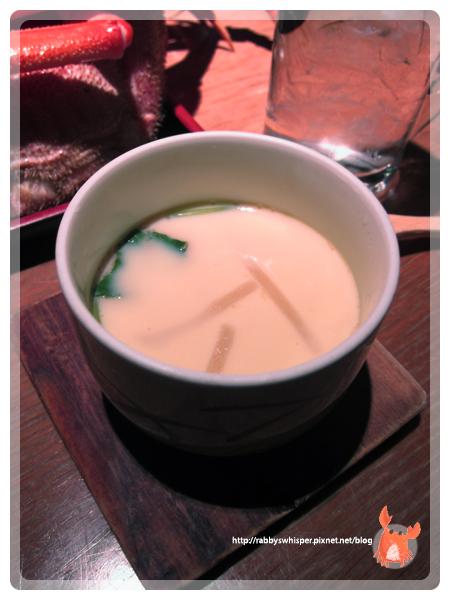 蝦蟹合戰えびかに合戦茶碗蒸