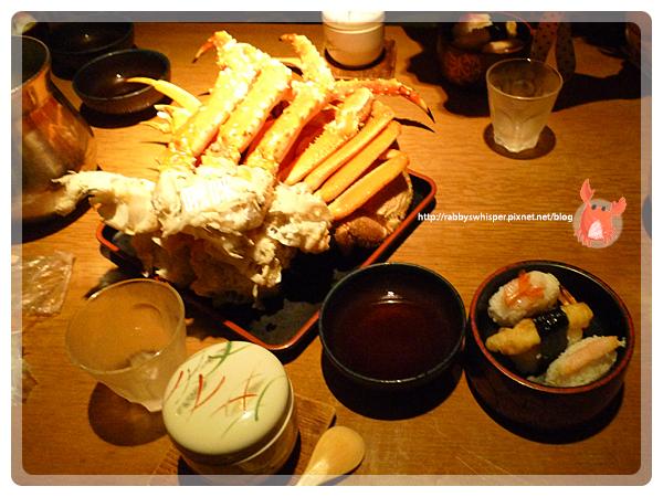 蝦蟹合戰えびかに合戦-4200套餐