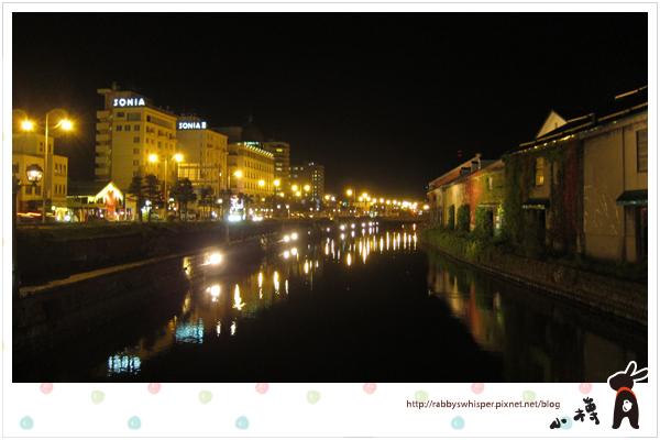 北海道自助小樽運河旅遊遊記