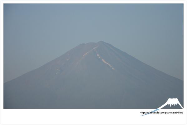 河口湖逆富士