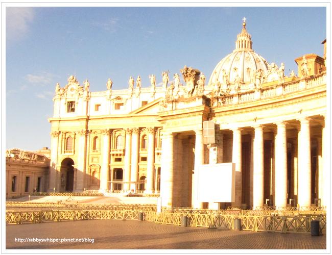 梵蒂岡-聖彼得大教堂