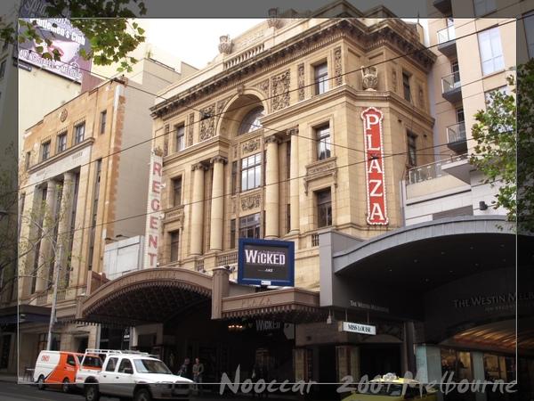 Regent Theatre on Collins St