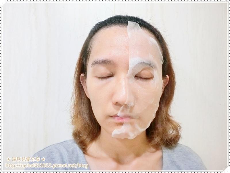 Miss water - 淨白保濕面膜14.JPG