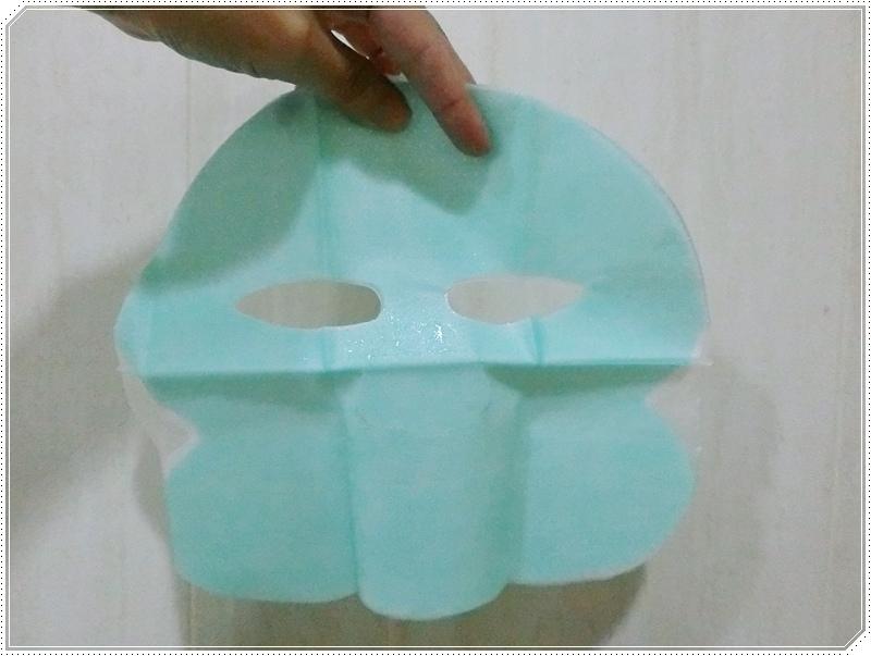 馨手作 - 有機洋甘菊亮白保濕面膜4.JPG